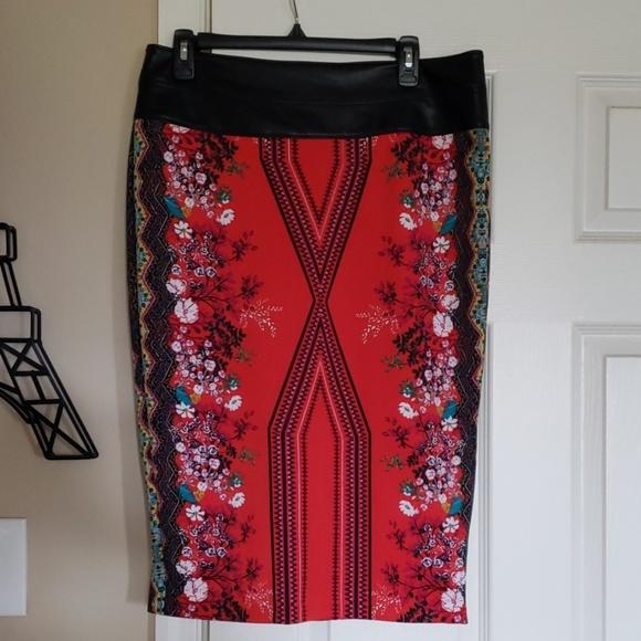 Bisou Bisou Dresses & Skirts - NWOT Bisou Bisou skirt